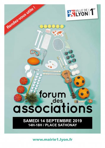 image Forum des associations - Lyon 1er