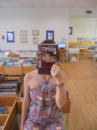 image book face