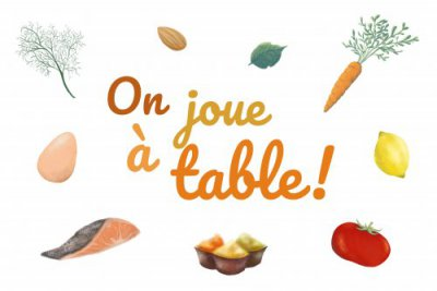image On joue à table !