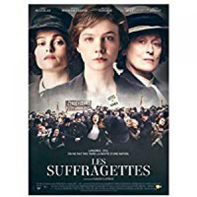 image Projection du film les suffragettes /SEANCE ANNULEE